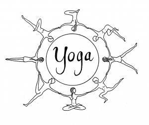 yoga diagram